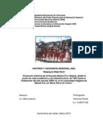 Historia y Geografia Regional