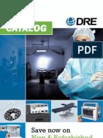 DRE Medical Equipment Catalog - 2012