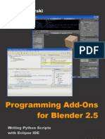 Programming Addons