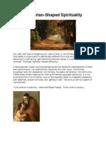 Trinitarian-ShapedSpirituality
