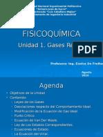 Unidad 1. Gases Reales_2011