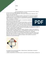 Características del neoplasticismo