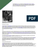 Biografía de rene descartes