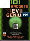 101 Spy Gadgets for the Evil Genius