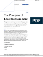 Principles of Level - Vass
