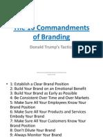 22 Laws Branding