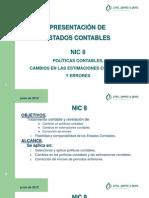 NIC 8 PyP