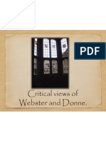 critical views of webster and donne2