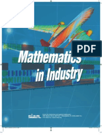 SIAM Report on Mathematics in Industry (MII 2012)