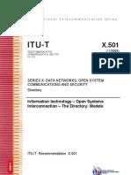ITU X.501