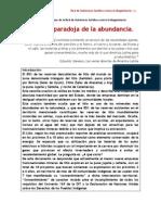 2011 Argentina Informe Sobre Mineria Litio