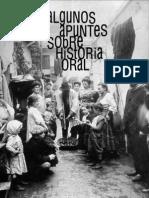 APUNTES de Historia Local