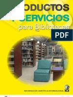 Catalogo de Productos y Servicios ICI -2011