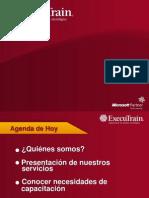 Powerpoint Executrain