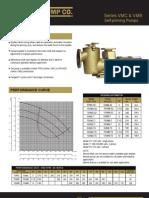 VM Pump Specs Curve