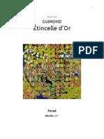 Étincelle d'or, Daniel Guimond, Parad eBooks 2012