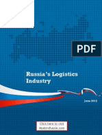 Russia's Logistics Industry