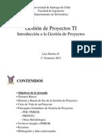 GDPTI - 02 - Introducción a la Gestión de Proyectos