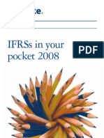 IFRS in Your Pocket 2008 by Deloitte