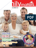 Family Matters Mag - Summer 2012