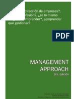 Management Approach 2012