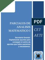 1ros parciales Analisis Matematico I (1)