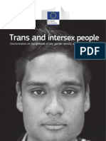 Trans and Intersex People