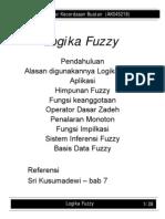 Logika Fuzzy