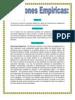 Soluciones Empiricas Practica #12