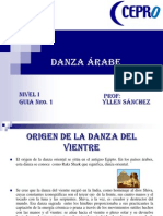Aprende Danza Arabe Part2