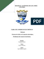 Exito y Problemas Del Comercio Electronico Jcf2