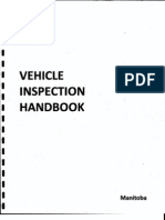 Manitoba Vehicle Inspection