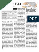 Wave Tidal FactSheet 07April4