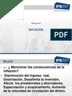 Aplicaciones Semana 13 Inflacion