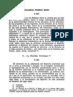 Hegel - Filosofía del derecho (historia universal)