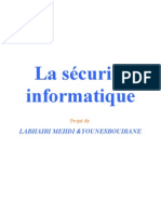 Securité Informatique