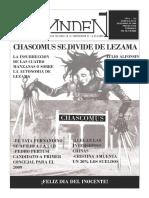Andén 02 - Chascomús se divide de Lezama