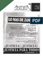 Andén 03 - Lo más de Zamora