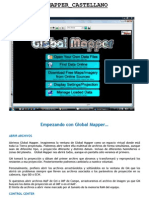 Tutorial GlobalMapper Castellano