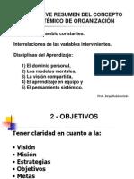 105 - La Org. Como Sistema