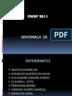 GOVERNAÇA TI