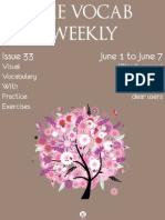 The Vocab Weekly_Issue 33