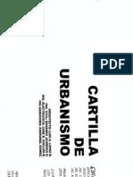 Cartilla de Urbanismo Luis Lopez