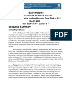 Institute for Safe Medication Practices 2011 Report