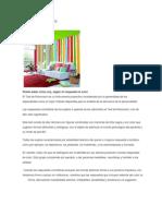 Psicología del Color art. Guía Impresión