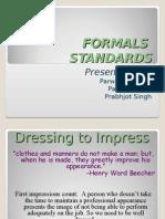 Formals Standards (1)