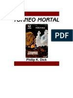 Dick, Philip K - Torneo Mortal