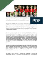 ARARA BLU PARTICIPARÁ DA ORGIA Rio + 20