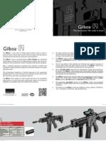 Gilboa Catalog 2012