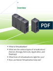 Vmware Introduction and Overview
